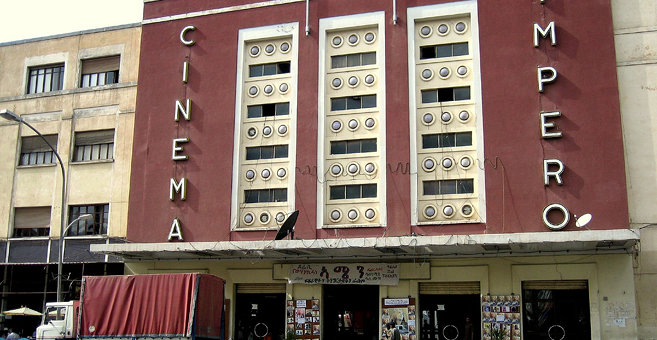 Asmara - Cinema Impero