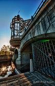Iron Cage on the Bridge