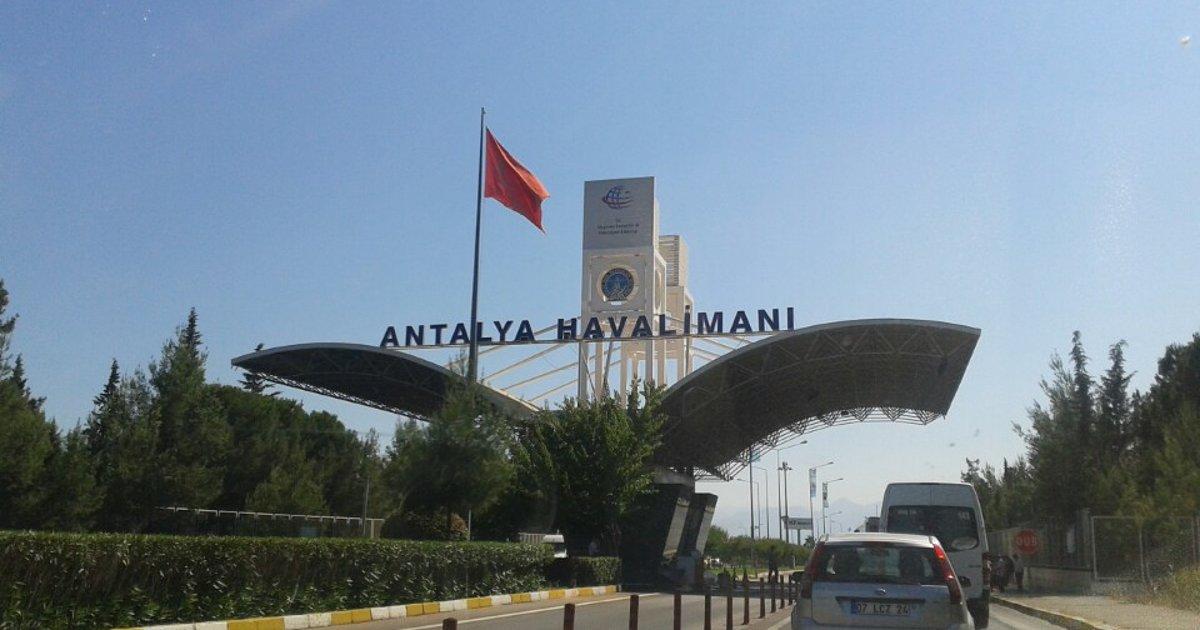 مطار أنطاليا في Antalya