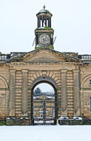 Wentworth woodhouse stables entrance
