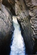 Trümmelbach-vízesés