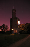 Luttrells Tower At Night