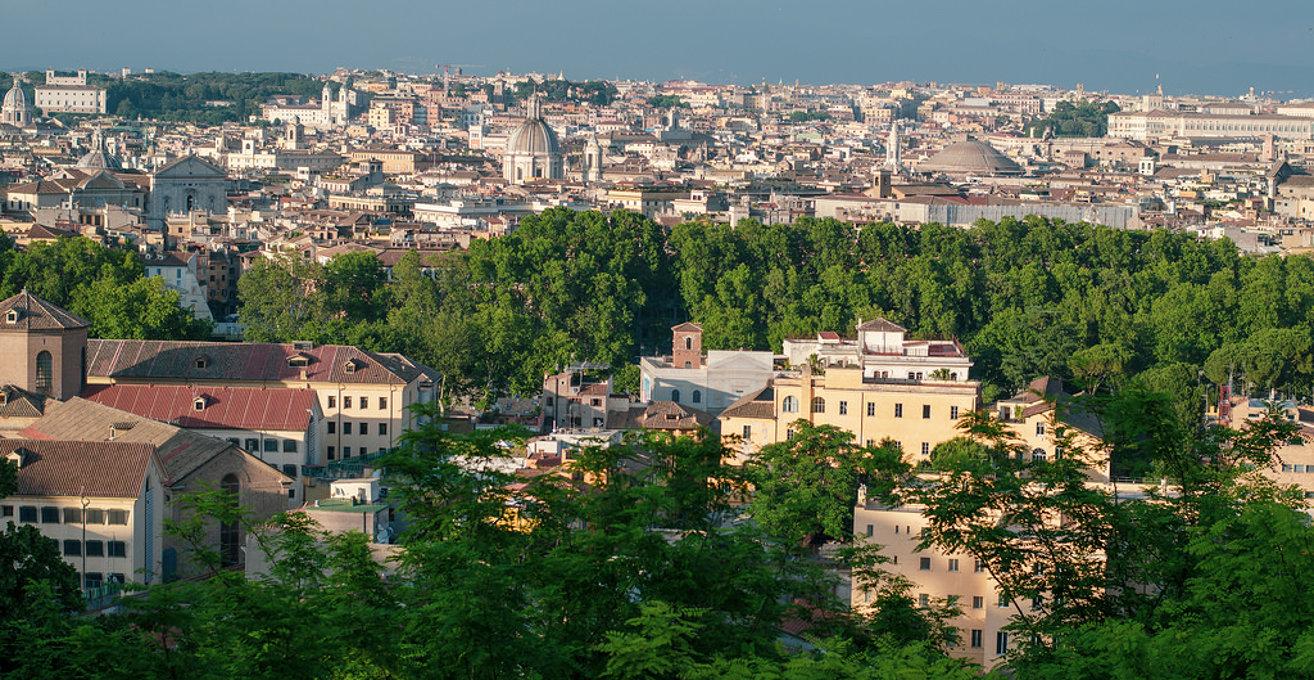 Terrazza Del Gianicolo In Vatican Advisor Travel