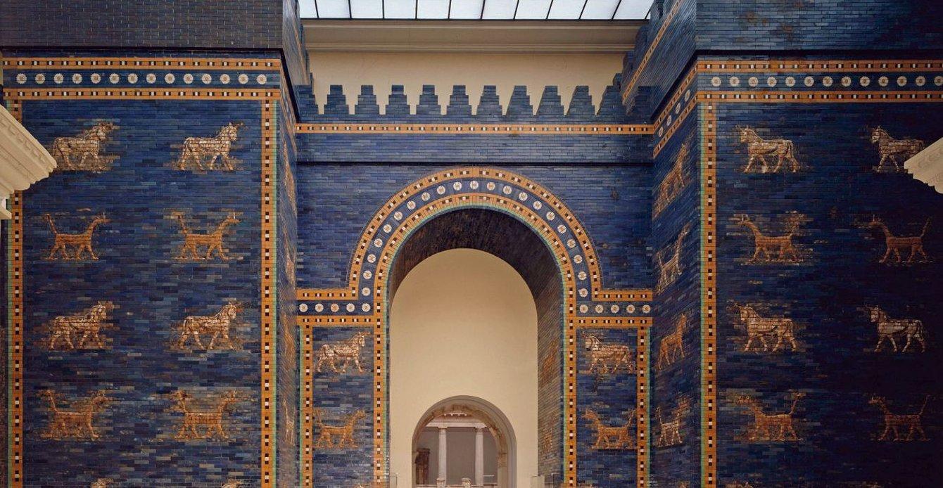 Ворота иштар картинка