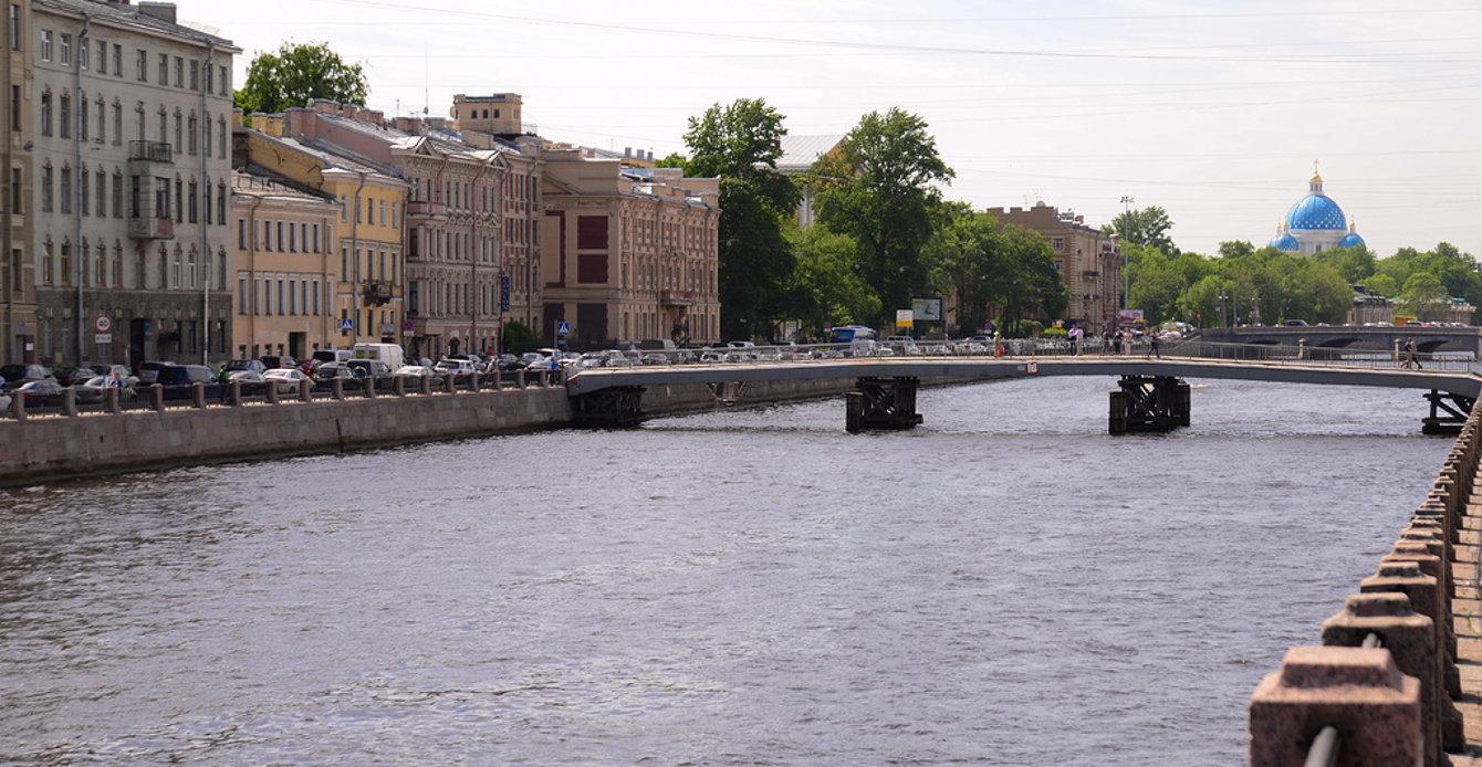 семеновский мост в санкт петербурге фото чувства эмоции, которые