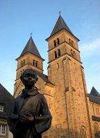 Abbey at Echternach
