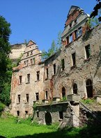 Niesytno Castle