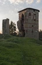 Vastseliina piiskopilinnuse varemed, 25.06.2016.