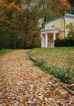 Осень в Ленинских Горках / Autumn in Lininskie Gorki
