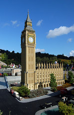 Legoland Windsor - Houses Of Parliament
