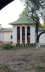 Monastery Bucium - Barnova, Iasi, Romania
