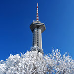 Vitosha Mountain TV Tower
