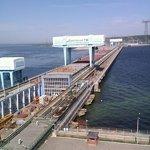 Saratov Hydroelectric Station