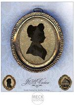 Johanna Maria Virchow (1785-1857) geborene Hesse Belgard Białogard Schivelbein