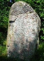 Рунические камни U 410 и U 411, Норртиль
