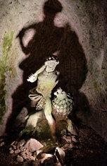 Underground Statue, Fujifilm
