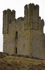 Helmsley Castle Keep