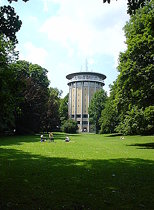 Aachen Drehturm Belvedere