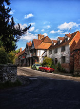 Chiddingstone Village & Church