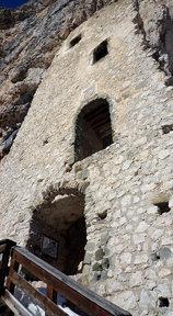 Wolkenstein Ruin