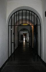 Beaumaris Gaol Lower Corridor
