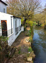 Cottage on the Abbey River