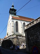 Graz, Styria (Austria), Domkirche zum Heiligen Ägydius,  Duomo di Graz al San Egidio, Catedral de Gr