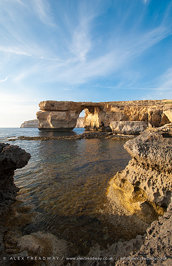 The azure window