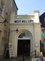 West Hill Cliff Railway