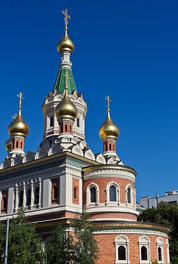 Russisch-Orthodoxe Kathedrale (Wien)