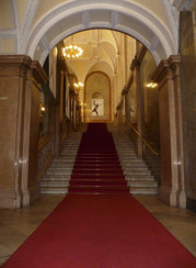 Wien, 1. Bezirk, Schwarzenbergplatz/Pestalozzigasse - House Entrance, Entrata di una Casa, Entrée d&