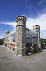 Castle Rooftop Room
