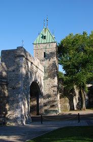1702 - Québec - Haute-ville - Fortification