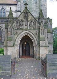 Porch, St Michael, Headingley
