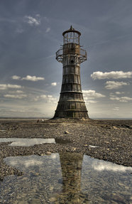 Whiteford Lighthouse 01