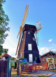Windmill 133 - Sarre Mill, Kent, UK
