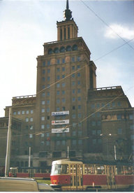 former Hotel International