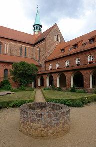 Kloster Lehnin Brunnen