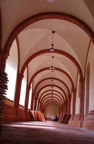 Kloster Lehnin Kreuzgang Cecilienhaus