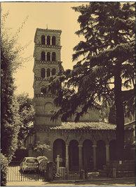 Chiesa di San Giovanni a Porta Latina