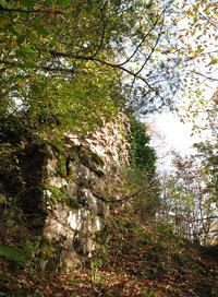 Ruines Hohenstein
