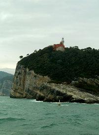 Isole del Tino e del Tinetto e scoglio del diavolo