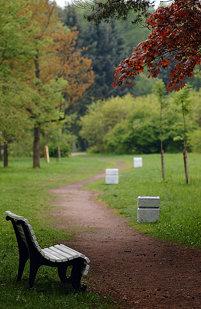 Park on Krestovsky island