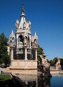 Geneva, Brunswick Monument
