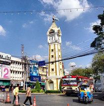 #clocktower #nonthaburi #thailand #tuktuk #หอนาฬิกา #ท่าน้ำนนท์ #ตุ๊กตุ๊ก
