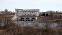 Narva Hydroelectric Station