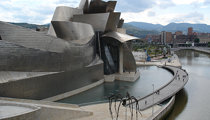 Guggenheimovo múzeum v Bilbau
