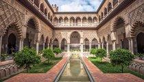 Alcázar, Sevilja
