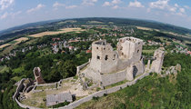 Castle Cseszneky, Csesznek