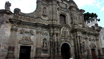 Church of the Society of Jesus (Quito, Ecuador)